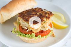 How to make the best Maryland-style crab cake recipe with lump crabmeat, saltine crackers, mayonnaise and an egg. How-to recipe video, photos and tips included! Crab Cake Recipes, Pie Recipes, Pasta Recipes, Seafood Recipes, Surimi Recipes, Seafood Dishes, Maryland Crab Cakes, Old Bay Seasoning, Pastries