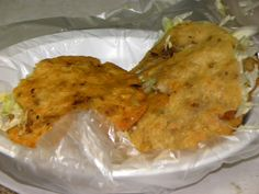 These are real gorditas.  Not the fake Taco Bell kind.