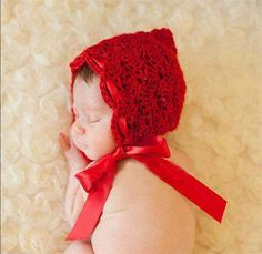 Pattern Type: Solid Baby Age: 0-3 months,4-6 months,7-9 months,10-12 months Material: Cotton Strap Type: Adjustable Package Includes: Hand Crochet Bonnet Care: Hand wash COLD, lay flat to dry. I recom