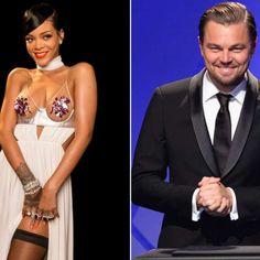 Leo DiCaprio e Rihanna juntos? Crescem rumores sobre casal