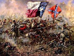 American Civil War - the south