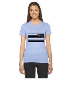 American Flag - Women's Tee