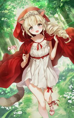 Fille Kawai - Martha M. Anime Neko, Lolis Neko, Chica Anime Manga, Kawaii Anime Girl, Anime Art Girl, Anime Girls, Anime Fairy, Manga Girl, Fille Blonde Anime