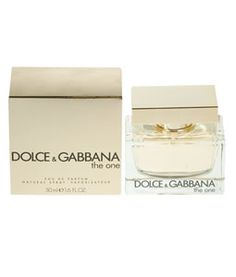 DOLCE & GABBANA D&G THE ONE EDP FOR WOMEN You can find this @ www.PerfumeStore.sg / www.PerfumeStore.my / www.PerfumeStore.ph / www.PerfumeStore.vn