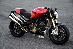 Ottonero Cafe Racer: S4RS