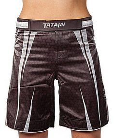 Tatami Women's Matrix Grappling Shorts MMA NOGI Jiu Jitsu