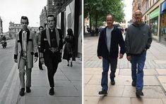 Reunions par Chris Porsz : photos 30 ans après