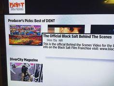 DENT damage entertainment netwerk television on Roku. #getmoneyfilmz #blacktelevision #zype #ottcontent #digitalmedia #digitaltvcontent #digitalcontent #videoondemandtv #DENTDamageTV #theindikatortvhost #television http://ift.tt/2nOSq01 http://ift.tt/2p5c0oT