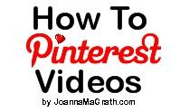 Pinterest How To Videos