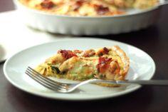 tarta z kurczakiem Archives - iCook & Look Cauliflower, Macaroni And Cheese, Dinner, Vegetables, Ethnic Recipes, Food, Tarts, Mac Cheese, Dining