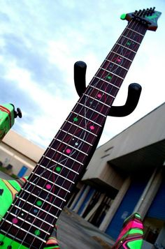 DNA Fretboard by Livewire guitars