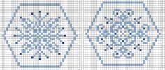 2 hexagone quaker ball