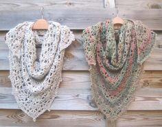 De Elise'shawl - Haak Maar Aan