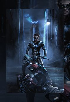 Zac Efron as Nightwing