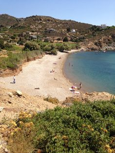 The jewelry designer shares her impressions of the island of Patmos, where she savored the the beaches, the colors and the fried cheese. Greek Islands, Ny Times, Beautiful Beaches, Irene, Places Ive Been, The Neighbourhood, Eye Candy, Candies, Explore