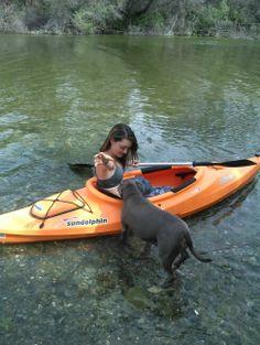 Kayaking?