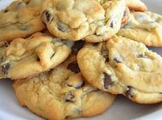 Chocolate Chip Pudding Cookies Recipe