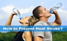 How To Prevent Heat Stroke? | SurgicoMed.com