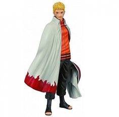 Banpresto SDCC 2016 Figurine Naruto Shinobi Relation Special Color Edition