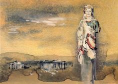 Γιώργης Βαρλάμος Greek Art, Greeks, Painters, Modern Contemporary, Artists, Crafts, Manualidades, Handmade Crafts, Craft