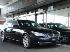 2007 #BMW 525i #TouringWagon. Quick easy 20 Mins finance available-MIK Autos goo.gl/kbyLXH