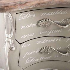Helelaer Saint Germain, Decoration, Decoupage, Future, My Style, Painting, Accessories, Home Decor, Primitive Furniture