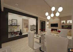 7 Budget Kitchen Living Decorating Ideas by Nobili Interior Design Interior Design Studio, Blog Design, Studio Design, Design Ideas, Kitchen On A Budget, Kitchen Living, Modern, Table, Furniture