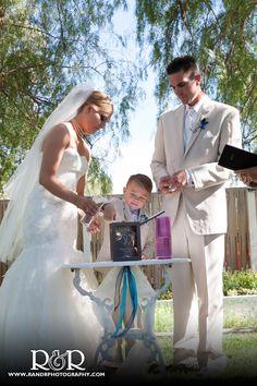 Ceremony Ideas | Wedding Sand | #ceremonyideas #weddingsand #RandRCreativePhotography