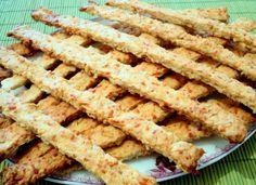 Ovsené paličky so syrom