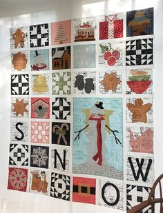 Snow-A-Long, Wk 5 B   Great Joy Studio #snowsweet #sweetsnowalong #greatjoystudio #rileyblakedesigns #jweckerfrisch #sewalong #sewing #quilting #christmas #christmasfabric Quilt Batting, Decorative Borders, Fall Projects, Fabric Patch, Riley Blake, Technical Drawing, Easy Quilts, Studio, Hello Everyone