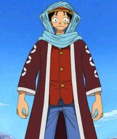 Luffy, Alabasta