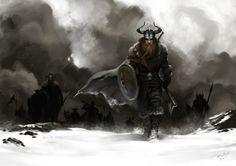 wikinger, viking