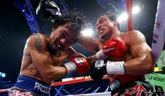 'I Threw a Perfect Punch': Marquez Knocks Out Pacquiao in 6th Round