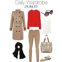 Daily Wardrobe