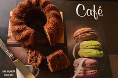 bizcocho 4 Mini Chef, Bagel, Doughnut, Bread, Chocolate, Desserts, Food, Healthy Eating, Pound Cake