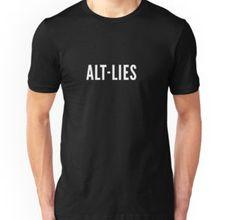 ALT-LIES by lvjm - #tshirt #tee #shirt #fashion #womens #mens #design