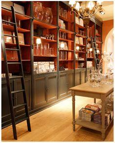 Accessoires pour la maison ameublement and meubles on pinterest - Meubles flamant paris ...