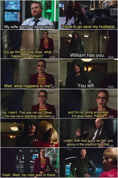 Oliver and felicity in Arrow Quote, Arrow Cw, Team Arrow, Arrow Tv Series, Cw Series, The Cw Shows, Dc Tv Shows, Arrow Oliver And Felicity, Felicity Smoak