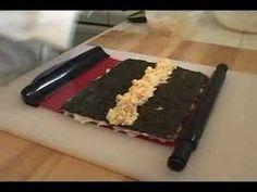 Hacer sushi con moldes | Blog de Cocinista