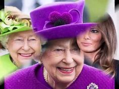 The Queen set to meet Melania Trump during presidential visit to the UK