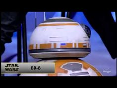 BB-8 on the stage at Star Wars Celebration 2015 - YouTube