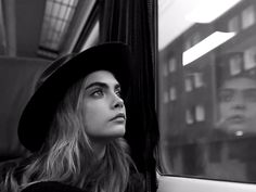 Cara Delevingne Gives Us An Inside Look At Her Mulberry Collab In Stunning Video