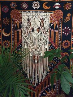 Hey, I found this really awesome Etsy listing at https://www.etsy.com/listing/273895818/large-macrame-wall-hanging-tapestry