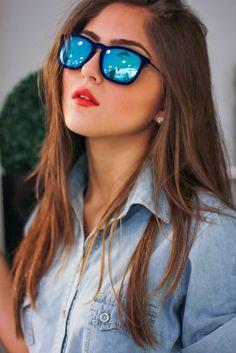 As 56 melhores imagens em Óculos Sol   Eye Glasses, Eyeglasses e Eyewear c8b3a9ea34