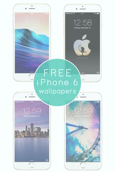 A collection of free iPhone 6 wallpapers!