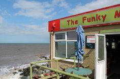 The Funky Mackerel Café in Sheringham