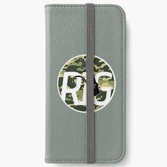 'Camouflage Zig rig, carp fishing' iPhone Wallet by Diy Wallet, Iphone Wallet Case, Iphone 6, Iphone Cases, Carp Fishing, Rigs, Camouflage, Clock, Art Prints