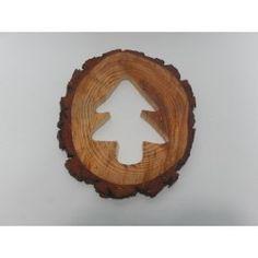 RODAJA TRONCO PINO - PINO (20cm) #natural #madera #materiales #decoración #navidad
