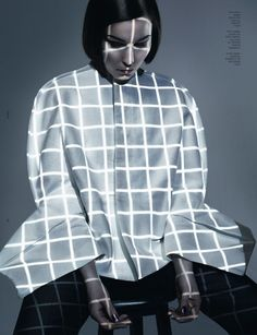 visual optimism; daily fashion fix: supernova: noomi rapace by sølve sundsbø for dazed & confused june 2012