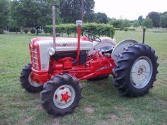 Ford Elenco Tractors - Yesterday's Tractors